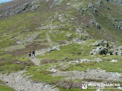 Senderismo Segovia - Macizo de la Buitrera; asociacion senderismo